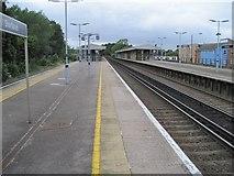 TQ3969 : Shortlands railway station, Greater London by Nigel Thompson