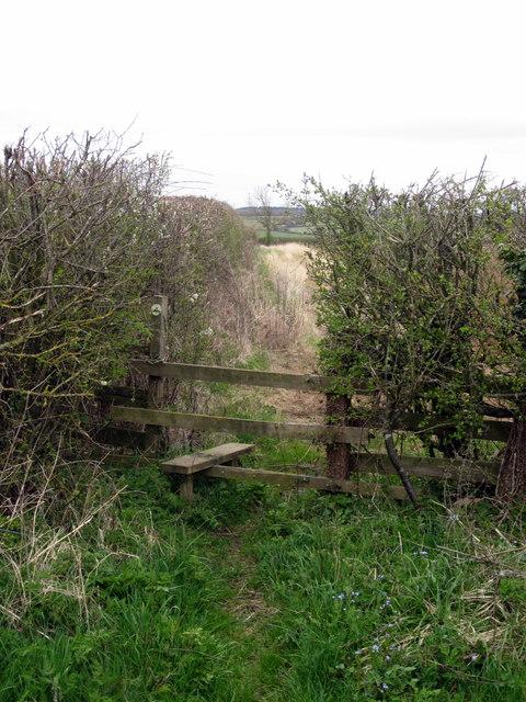 Path to Church End