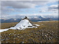 NN1485 : Summit of Beinn Bhàn by Andy Waddington