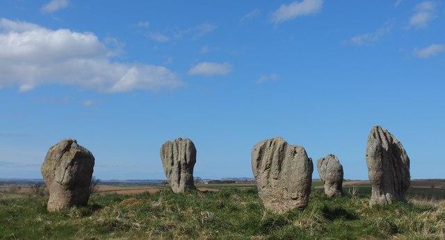 Duddo Stone Circle 1