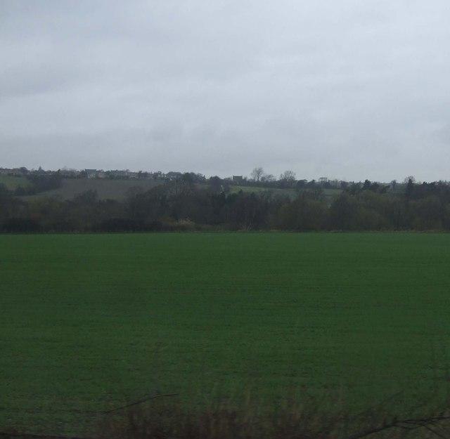 Farmland near Eltringham