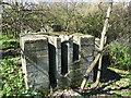 NT4276 : Coastal East Lothian : Slotted Anti-tank Block Behind Seton Sands by Richard West