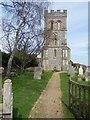 TQ3508 : St Laurence Church, Falmer by Paul Gillett