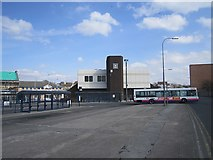 NS5565 : Govan bus and subway station by Richard Webb