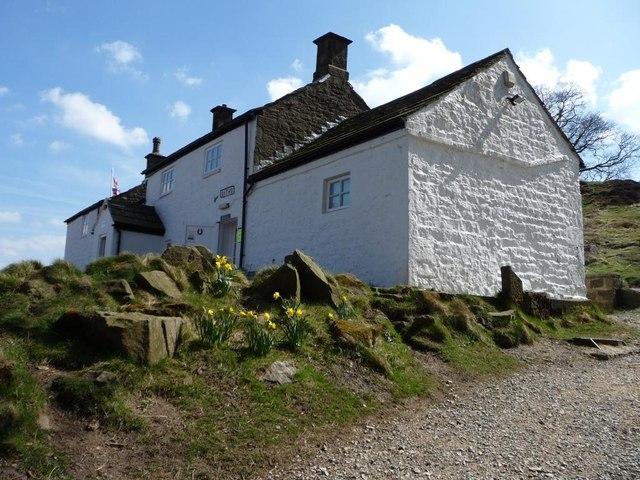 White Wells, Ilkley Moor