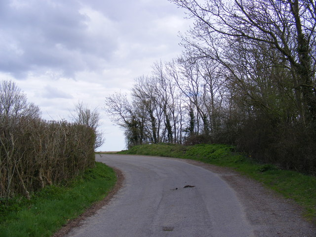 Former A144 Halesworth Road