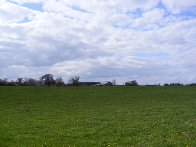 Looking towards Brights Farm