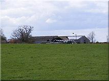 TM3972 : Brights Farm, Bramfield by Adrian Cable