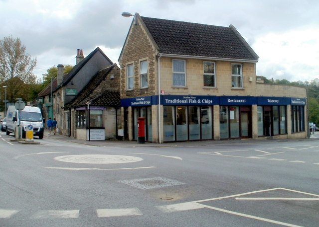 Station Place Fish and Chips, Bradford-on-Avon
