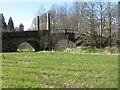 NS5320 : John Adam's bridge over the Lugar Water by M J Richardson