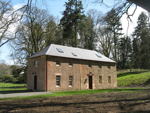 The Laundry at Dumfries House