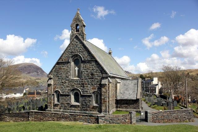 St Michael's Church, Llan Ffestiniog