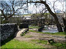 SE0063 : Linton:  Tin Bridge by Dr Neil Clifton