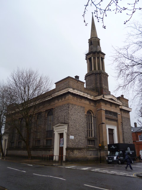 St George's Antiochian Cathedral, Redhill Street NW1