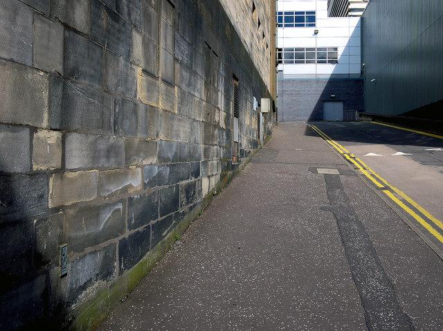 Flush Bracket, Glasgow