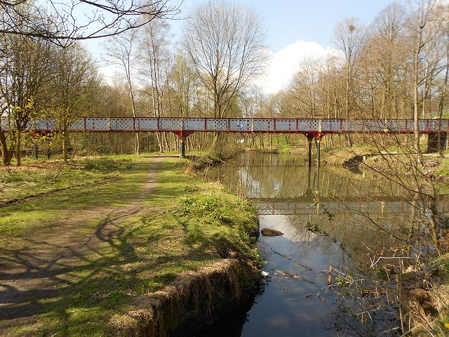 River Croal, Dobson Bridge