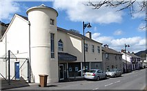 J0115 : The Slieve Gullion Credit Union, Main Street, Forkhill by Eric Jones