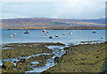 NM5055 : Tobermory Bay by Mary and Angus Hogg