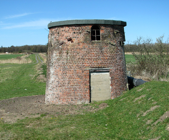 Hermitage drainage mill, Acle