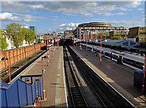 TQ2782 : Marylebone Station by John Allan