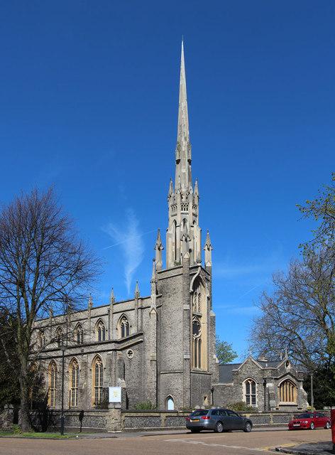 St Michael & All Angels, Pond Road, Blackheath Park