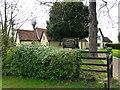 TL6617 : Black Chapel, Great Waltham by PAUL FARMER