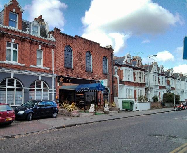 Royal China Restaurant, Chelverton Road, Putney
