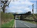 NZ2746 : Railway bridge near Bishop's Grange by JThomas
