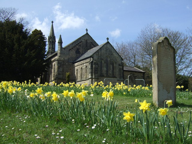 Church of the Holy Trinity, Pelton