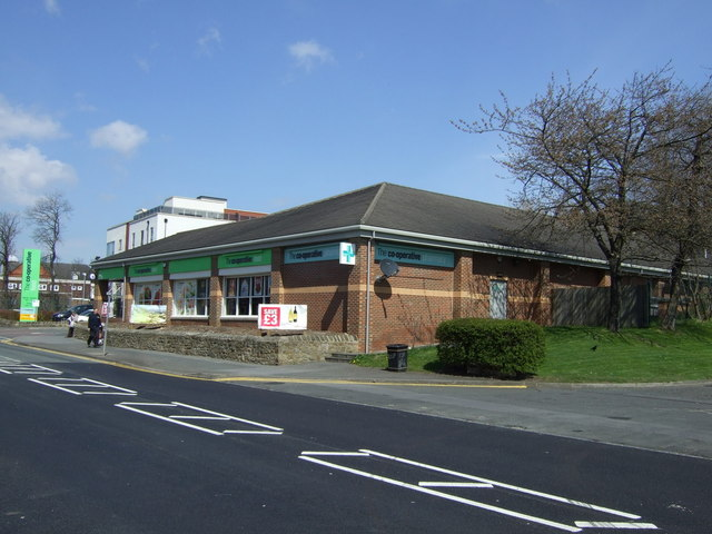 Supermarket on Durham Road
