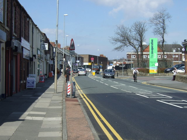 Durham Road (A167), Birtley