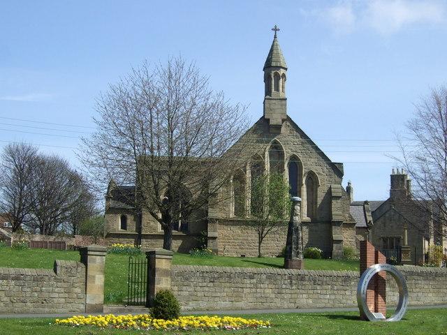 St Joseph's Roman Catholic Church, Birtley