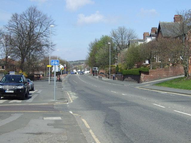 Durham Road (A167), Birtley
