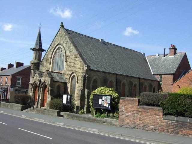 Church on Station Lane, Birtley