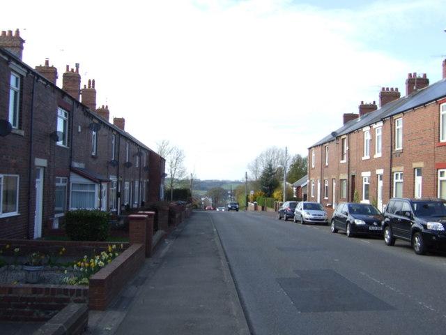 Greenside Road