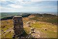 SD1198 : Trigpoint on Muncaster Fell by Tom Richardson