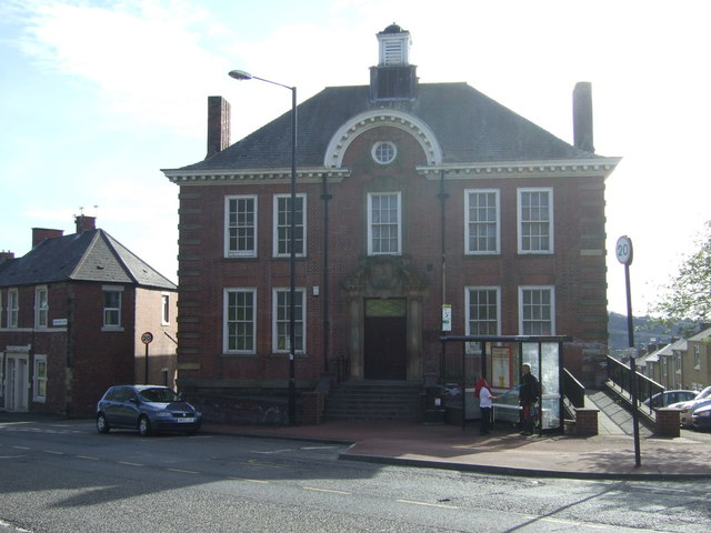 Former Newburn Urban District Council Offices, Newburn Road