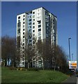NZ2363 : Tower block, Elswick, Newcastle by JThomas