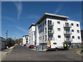 TQ3578 : New housing on Silwood Street by Stephen Craven