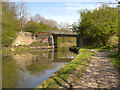 SD5907 : Leeds and Liverpool Canal, Bridge #59B (Shedfield Bridge) by David Dixon