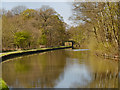 SD5907 : Leeds and Liverpool Canal passing through Haigh Country Park by David Dixon