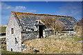 NC3968 : Ruin at Balnakeil by Donald H Bain