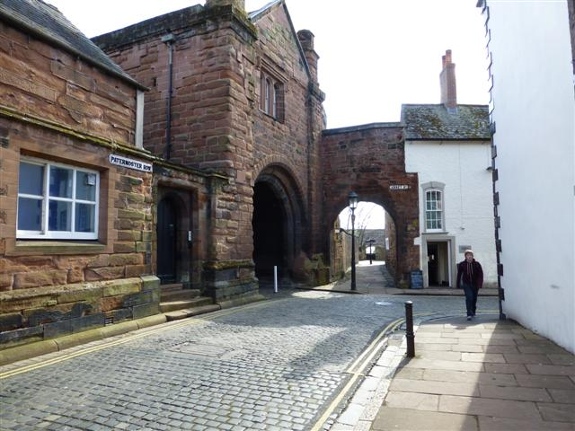 Paternoster Row, Carlisle
