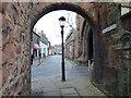 NY3955 : Dean Tait's Lane, Carlisle by Kenneth  Allen