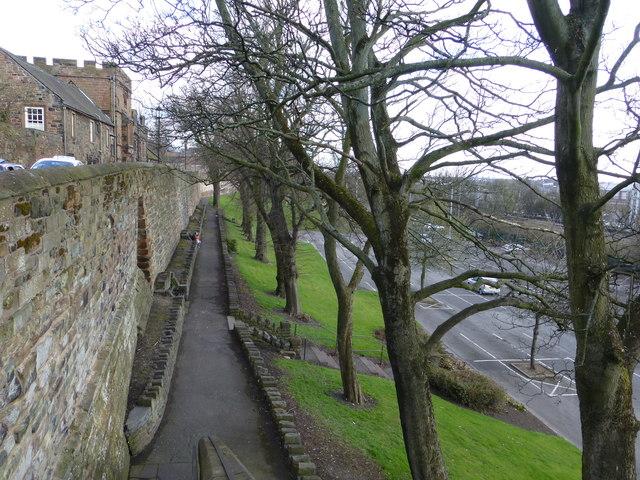 City Walls, Carlisle