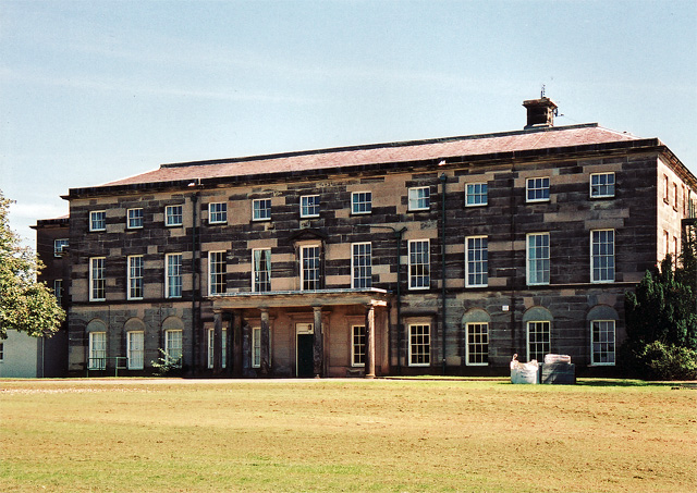 Loxley Hall, Bramshall by Stephen Richards