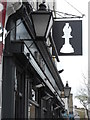 TQ3375 : The Bishop public house by Andrew Wilson