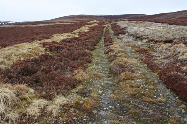 Track, Monadh Slochd Chaimbeil