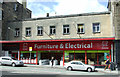 NT2473 : British Heart Foundation shop, Dalry Road by Thomas Nugent