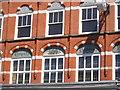 TQ2883 : Former furniture and linen store, Camden High Street, Camden Town by Christopher Hilton